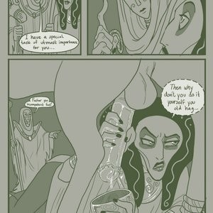 Behind The Mask Porn Comic 004