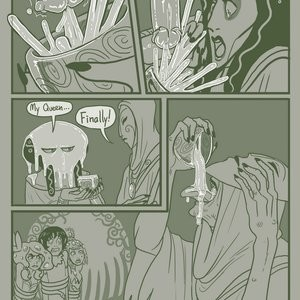 Behind The Mask Porn Comic 005