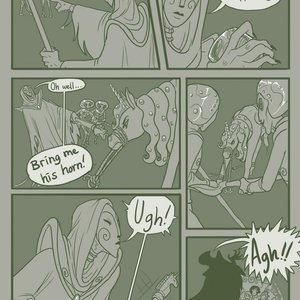 Behind The Mask Porn Comic 008