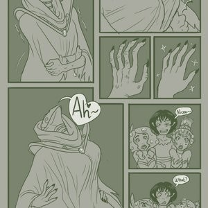 Behind The Mask Porn Comic 009