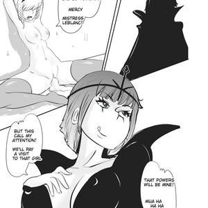 Cute Magic 3 - Leona, The Radiant Dawn Cartoon Comic