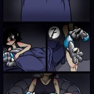 Midnight Temptation Porn Comic 001