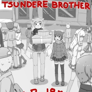 Porn Comics - My Tsundere Brother PornComix