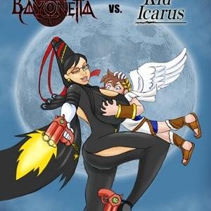 Porn Comics - Bayonetta vs Kid Icarus PornComix