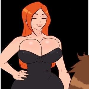 Porn Comics - Ben And Gwen Porn Comic
