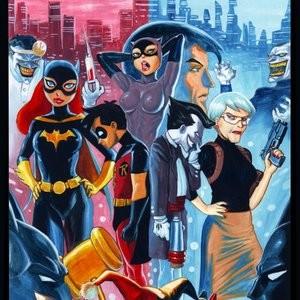 Porn Comics - Batman Beyond – Forbidden Affairs 1 Porn Comic