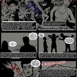 Japanese Magic 1 - No Surrender, Demons Be Dammed Porn Comic 003
