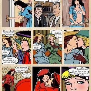 Romance Between Women Porn Comic 003