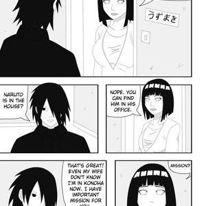 Porn Comics - SasuHina Sex Comic