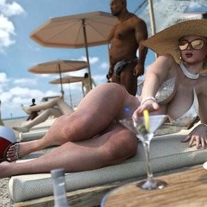 Porn Comics - Beach Bum PornComix