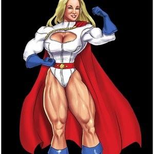 Porn Comics - Big Blonde Theory 1 Cartoon Comic