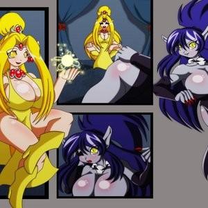 Rivalry Porn Comic 001