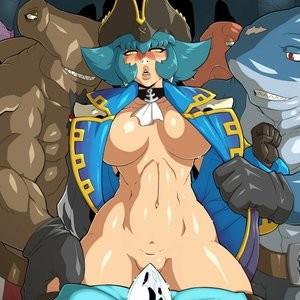 Porn Comics - Captain Barracuda – The Tear Of The Mermaid PornComix