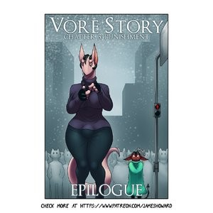 Porn Comics - Vore Story 3 – Punishment – Epilogue PornComix