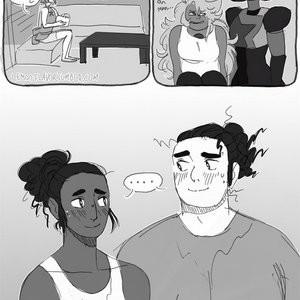 Heat Porn Comic
