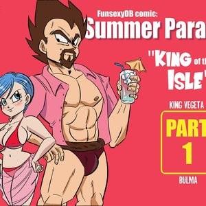Porn Comics - Summer Paradise – King Of The Isle PornComix